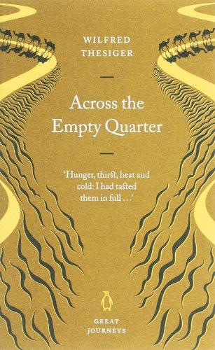 9780141025490: Great Journeys Across The Empty Quarter (Penguin Great Journeys)