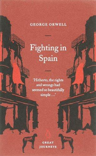 9780141025537: Fighting in Spain (Penguin Great Journeys)