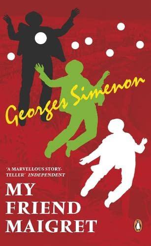 9780141025865: My Friend Maigret (Penguin Classics)
