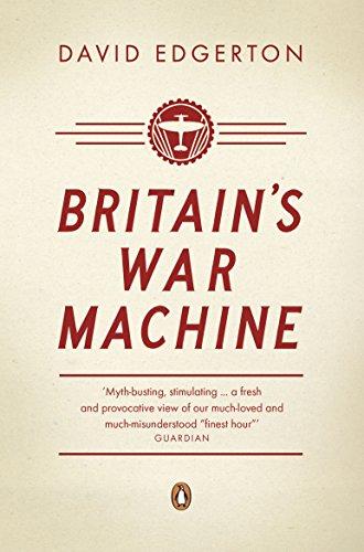 9780141026107: Britain's War Machine