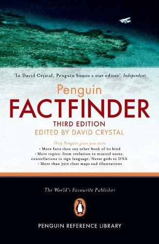 9780141026220: Penguin Factfinder 3e