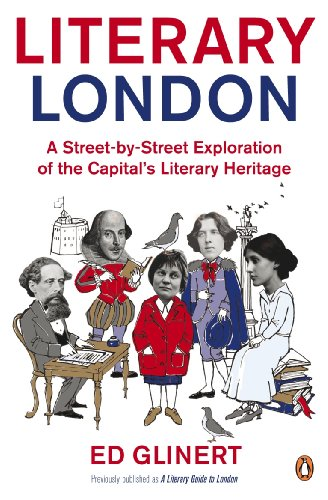 9780141026244: Literary London: A Street by Street Exploration of the Capital's Literary Heritage