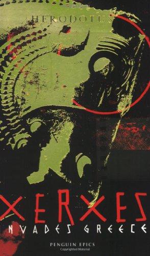 9780141026305: Penguin Epics : Xerxes Invades Greece