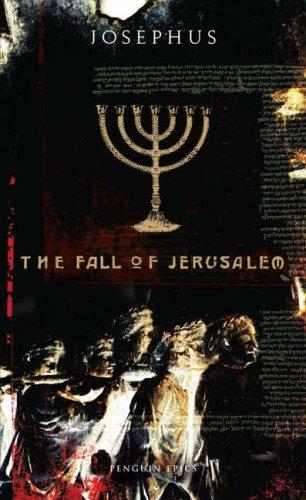 9780141026367: Penguin Epics : The Fall of Jerusalem