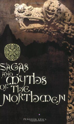 9780141026411: Penguin Epics : Sagas and Myths of the Northmen