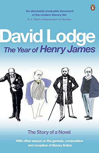 9780141026800: The Year of Henry James: The Story of a Novel