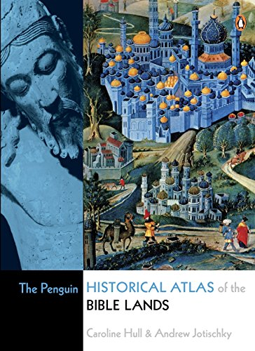 9780141026879: The Penguin Historical Atlas of the Bible Lands (Penguin Reference)