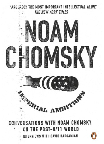 9780141026923: Imperial Ambitions: Conversations with Noam Chomsky on the Post 9/11 World