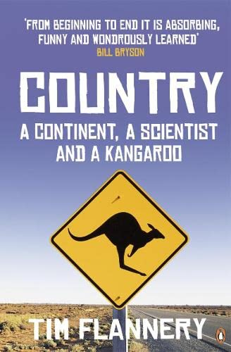 9780141026947: Country: A Continent, a Scientist and a Kangaroo