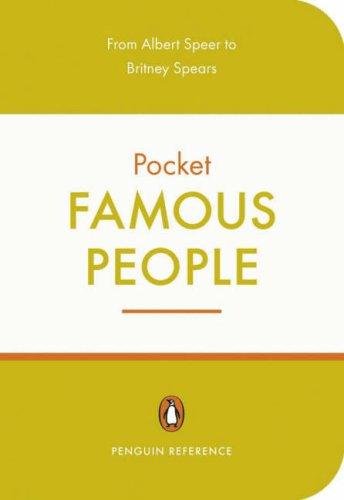 9780141027173: Famous People (Penguin Pocket)