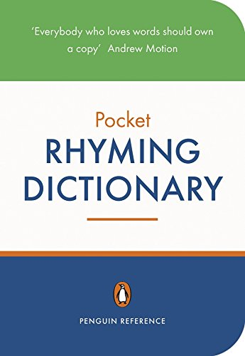9780141027210: Penguin Pocket Rhyming Dictionary