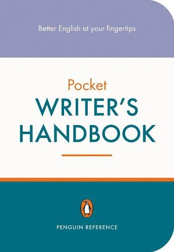 9780141027524: Penguin Pocket Writer's Handbook