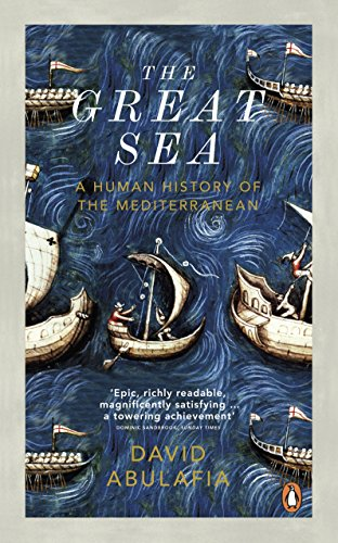 9780141027555: The Great Sea: A Human History of the Mediterranean