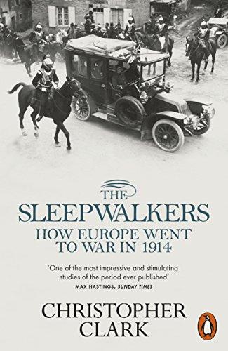 9780141027821: The Sleepwalkers: How Europe Went to War in 1914