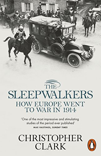 9780141027821: The Sleepwalkers: How Europe Went to War in 1914