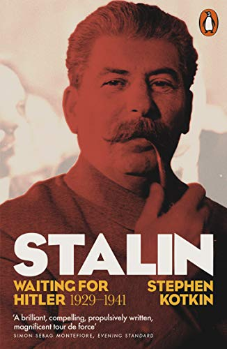 9780141027951: Stalin, Vol. II: Waiting for Hitler, 1929-1941