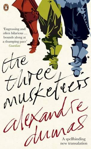 9780141028033: The Three Musketeers (Penguin Red Classics)