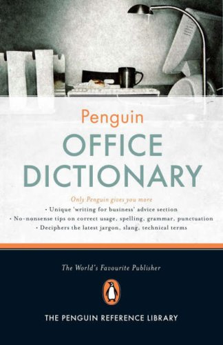 9780141028170: Penguin Office Dictionary