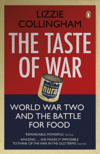 9780141028972: The Taste of War: World War Two and the Battle for Food