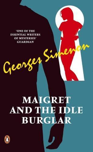 9780141029627: Maigret and the Idle Burglar (Pocket Penguin Classics)