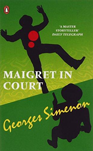9780141029634: Maigret in Court