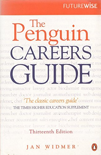 9780141029795: The Penguin Careers Guide