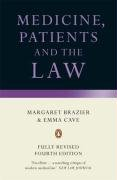 9780141030203: Medicine Patients And The Law 4e