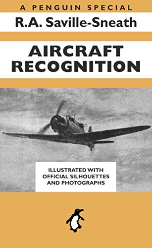 9780141030333: Aircraft Recognition -  A Penguin Special - Illustrated With Official Silhouettes and Photographs