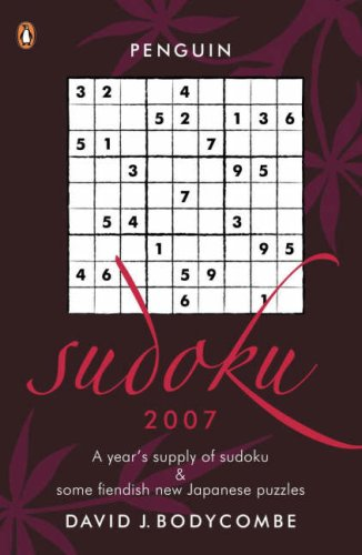 9780141030364: Penguin Sudoku 2007