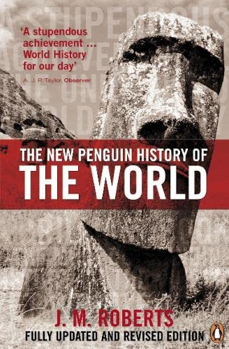 9780141030425: The New Penguin History of the World: Fifth Edition