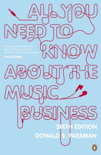9780141031156: All You Need to Know About the Music Business