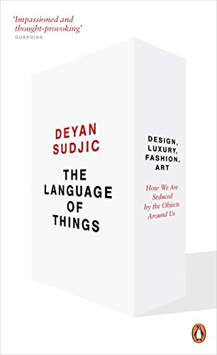 The Language of Things (0141031174) by Deyan Sudjic