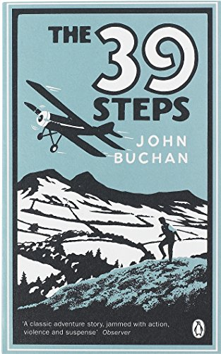 Red Classics Thirty Nine Steps (Penguin Red: Buchan, John