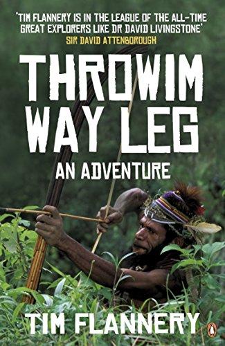 9780141031415: Throwim Way Leg: An Adventure