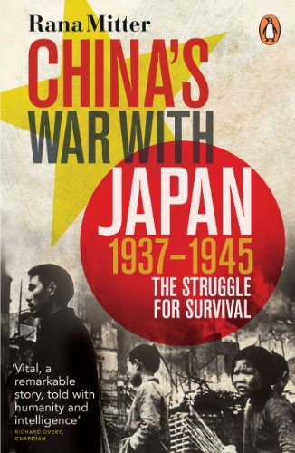 9780141031453: China's War with Japan, 1937-1945: The Struggle for Survival
