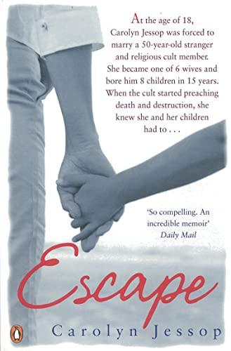 9780141031514: Escape. Carolyn Jessop with Laura Palmer