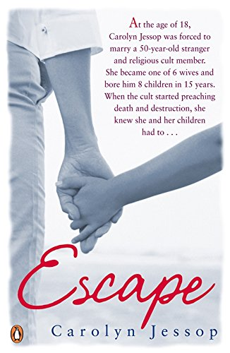 9780141031514: Escape. Carolyn Jessop with Laura Palmer