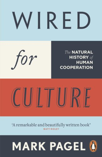 9780141031606: Wired for Culture: The Natural History of Human Cooperation