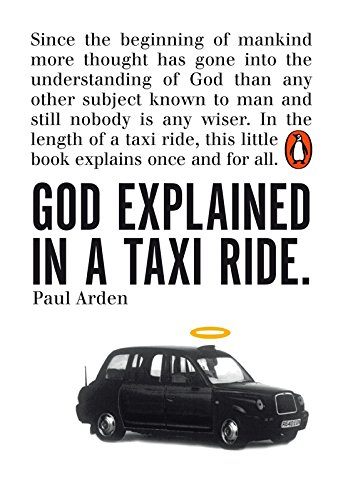 9780141032221: God Explained in a Taxi Ride