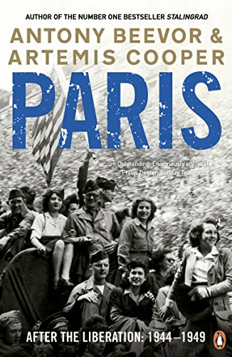 9780141032412: Paris: After the Liberation, 1944-1949. Antony Beevor and Artemis Cooper