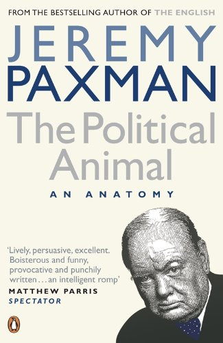9780141032962: The Political Animal: An Anatomy