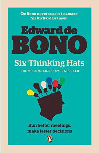 9780141033051: Six Thinking Hats