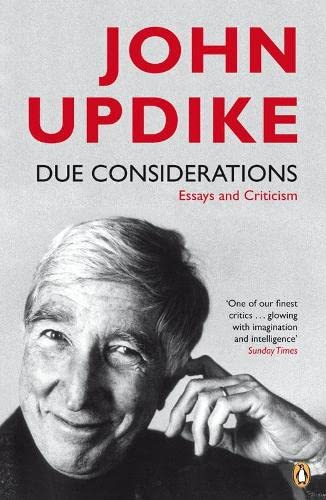 9780141033112: Due Considerations: Essays and Criticism