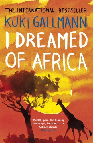 9780141033181: I Dreamed of Africa
