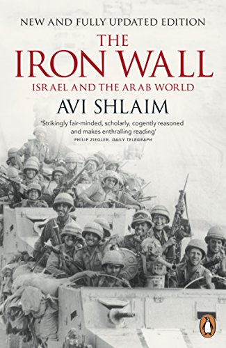 9780141033228: The Iron Wall: Israel and the Arab World
