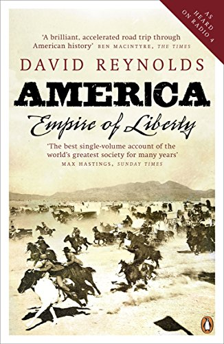 9780141033679: America, Empire of Liberty: A New History