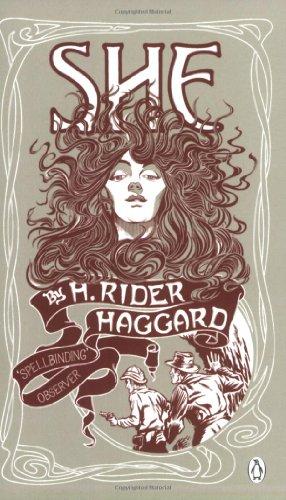 She a History of Adventure: Haggard,H. Rider