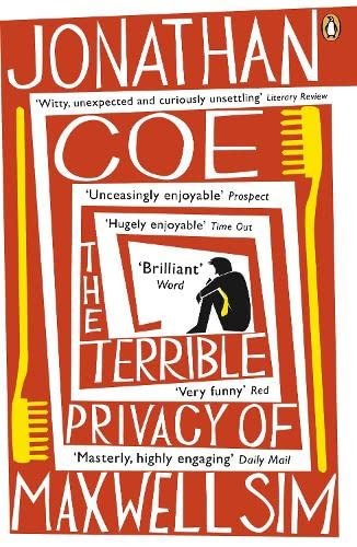 9780141033921: The Terrible Privacy of Maxwell Sim
