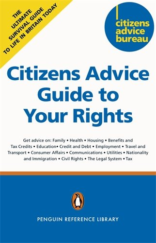 9780141034089: Citizens Advice Guide to Your Rights