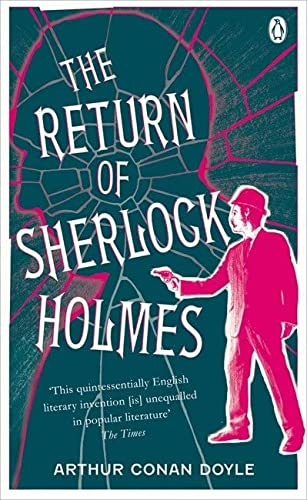 The Return of Sherlock Holmes (Pocket Penguin: Conan Doyle, Arthur